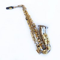 Новый Юпитер Jas- 1100sg Alto Saxophone EB Tune Nickelated Sax Alto Музыкальные инструменты с корпусом