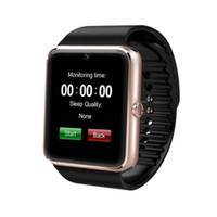 Bluetooth Smart Watch Touch Screen Big Battery Support TF Si...