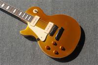 الشحن مجانا أفضل سعر جديد وصول مخصص متجر الذهب أعلى 1959 القياسية الغيتار الكهربائي اليد الكهربائية، الصين مصنع الغيتار