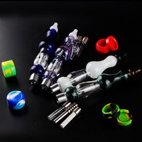Portable Recycler Mini Glass Water Bong Kit With 510 thread ...