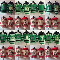 88 Patrick Kane Chicago Blackhawks Jersey 19 Jonathan Toews 65 Andrew Shaw 9 Scafo 50 Corey Crawford 7 Brent Seab Hoodies Pullover Felpe