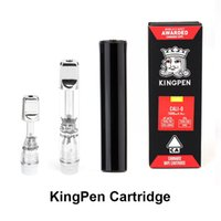 Kingpen Vape Cartridges Packaging 0. 5ml 1ml Ceramic Coil Ato...
