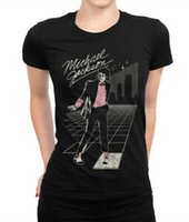 Michael Jackson Billie Jean T Shirt King Of Pop Graphic Wome...