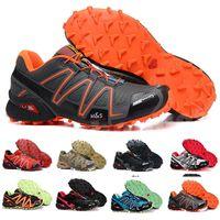 Frete Grátis 2020 Chegada Mens Zapatillas SpeedCross 4 Sneakers Ao Ar Livre Impermeável Sapatos Cross-Country Sapatos Atlético Tamanho 39-48 B7326