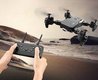 Dual Camera Drone 4K 1080P Мини складной фиксированной высоты Жест Фиксированная высота Фотографии Четыре оси Воздушная дистанционного управления Вертолет Дроны Toy S60 6 шт.