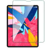 Displayschutzfolie für iPad Pro 11 Zoll Kratzfeste 9H Hartglasfolie für iPad Pro 11 Zoll Ultra Sensitive Face ID und Apple Pencil