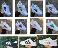 Hot Sale Fashion Men Casual Shoes Superstar Female Sneakers ...