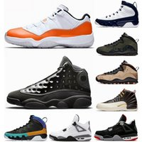 13s Cap And Gown Mens Basketball Shoes 9s Dream It Do It 4s ...