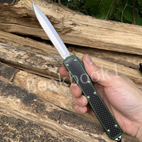 Top Quality Makora II D2 blade T6- 6061 Automatic Knife black...