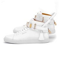 Luxury Designer Brand Sports Shoes, Top Grade Cowhide Fashio...