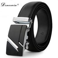 77f88000233 New Arrival. Leather Strap Male Automatic Buckle For Men Authentic Girdle  Trend Men s Belts Ceinture Fashion Designer Women ...