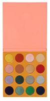 Ücretsiz Kargo ePacket Yeni Makyaj Gözler Güzel Renkleri 16 Renkler Göz Farı Palet! 6666