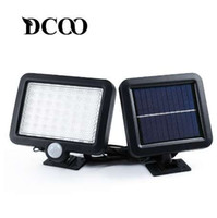 DCOO Solar lamp 56 Leds Outdoor Decoration Garden Lawn Lamps...