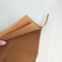 Multi-funcional Petróleo Silicon Papel antiaderente Wax Paper Dab Rig Bong Baking Mat para Wax Extract Jar Ferramenta seco papel manteiga Herb
