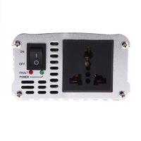 Freeshipping 1500W WATT DC 12V a transformador portátil del convertidor del cargador del inversor de corriente del coche de la CA 110V