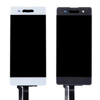 Sony Xperia için XA F3112 F3111 F3115 F3113 F3116 Lcd Ekran Ekran + Dokunmatik cam Sayısallaştırıcı değiştirme LCD'ler Pantalla