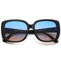 남성과 여성 럭셔리 1894 선글라스 여름 패션 광장 전체 프레임 스타일 디자이너 태양 안경 남성 선글라스 UV400 보호 안경