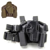 Tactical Compact Gun HK USP Compact Leg Goutte Holster avec Magazin Pouch Gun Holster USP