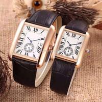 Alta qualidade moda amantes casal relógios vestido casual senhora homens assistir Roma números de relógios de relógios de quartzo para homens mulheres namorados presente