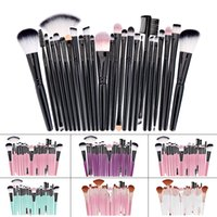 25 Pcs Makeup Brushes Set Cosmetic Tools Make- up Toiletry Ki...