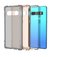 1. 5mm armor hybrid shockproof clear phone case for Samsung g...