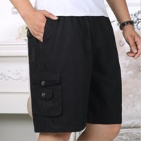Zogga Summer Shorts Men Cotton Casual Men Shorts Homme Solid...
