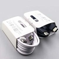 C에 OEM 품질 지원 PD 25W 3A 빠른 충전기 USB 타입-C 유형으로 C 케이블 (C)는 빠른 삼성 갤럭시 S20 S10 노트 10 플러스 코드 1M 충전