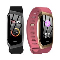 E18 Smart Bracelet Heart Rate Monitor Fitness Tracker Life W...