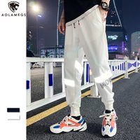 Aolamegs Men' s Reflective Pants Night Beam Japanese Car...