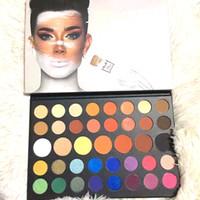 39 colori Eyeshadow Tavolozza naturale Occhio di lunga durata naturale 39x Eye Shadow Cosmetici Trucco Palette DHL Spedizione veloce