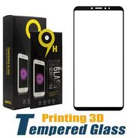 Baskı 3D Temperli Cam 9 H Sertlik Sert Ekran Koruyucu Güvenlik Film Xiaomi Redmi için Not 7 Pro 2 7 S 6 5 6A 5A Pacakge ile K20 S2 Gitmek