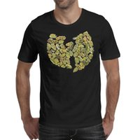 ab788a2076de WU Tang Clan Pot Leaf Logo black t shirt,shirts,t shirts,tee shirts  personalised personalised cool t make a crazy custom casual t shirt