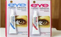 Eye Lash Glue Noir Blanc Adhésif Maquillage Imperméable Faux Cils Adhésifs Colle Blanc Et Noir En stock