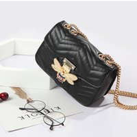 1Ins Exceed Fire Single Schulter Kette Paket Frau Bienen Dekoration Small Square Oblique Satchel Joker Small Bag