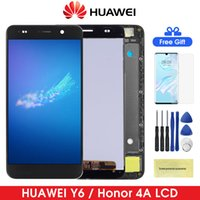5. 0 inch Lcd Display For Huawei Honor 4A LCD With Touch Scre...
