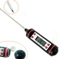 Électronique thermomètre numérique Instruments Hydrometer viande alimentaire Sonde cuisine cuisson Station météo capteur de température