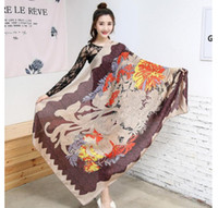 with tags Fashion Brand Silk scarf for Women 2018 Designer H...