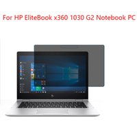 For EliteBook x360 1030 G2 Notebook PC Screen Protector Priv...