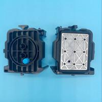 2 adet / grup Solvent baz dx5 baskı kafası kapağı üst Mimaki JV33 JV5 CJV30 Mutoh VJ1204 1604 1614 dx5 yazıcı çizici kafa kapaklama üst