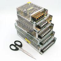 Импульсный источник питания 220В 12В Светодиодный источник питания CCTV / LED Strip переменного тока в постоянный источник питания адаптер