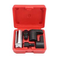 5pcs O2 Thread Chasers Socket sensore ossigeno Installare strumento di riparazione auto