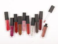 Hot New Minerali Lucrativa Lip Gloss 10 colori alto lustro liquido Rossetti naturale Lunga Tenuta Lipgloss Trucco Grossisti spedizione gratuita