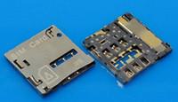 삼성 S3 I9300 I9305 S4 I9505 I9500 NOTE2 N7100 N7105 SIM 카드 판독기 슬롯 트레이 홀더 소켓 용 30 개 커넥터