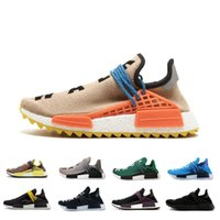 Discount Human Race Hu trail pharrell williams Running shoes...