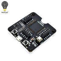 Бесплатная доставка ESP8266 Испытательная плата Модуль поддержки прожектора ESP-12E ESP-12F ESP-07 Интегральные схемы Интернет вещей