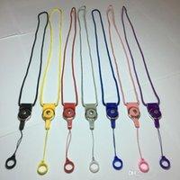 Per EVOD EGO-T Pen Kit Vape collana Design innovativo VAPE 1 cordino anello di barretta del silicone di figura O fisso pendente del cerchio Portable