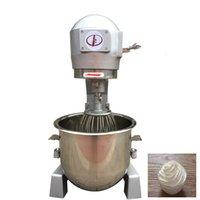 반죽 반죽 / 계란 박동 / 식품 혼합에 대한 B30 상업 전기 30L 음식 믹서 행성 믹서 반죽 믹서 기계