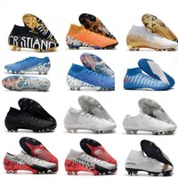 Mercurial Superfly VI Soccer Shoes 360 Elite FG KJ 6 XII 12 ...