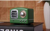 Mini HM11 Bluetooth Speaker Vintage Portable Wireless Speake...