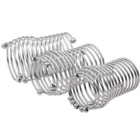 Cock Rings Stainless Steel Male Dick Penis Ring Metal Cock Beads Massage Sex Toys For Men Adult Games Products Bondage Slave